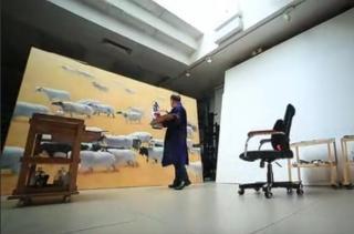 """韩玉臣:在""""天堂""""和""""地狱""""间行走 用生命换回西藏大美"""
