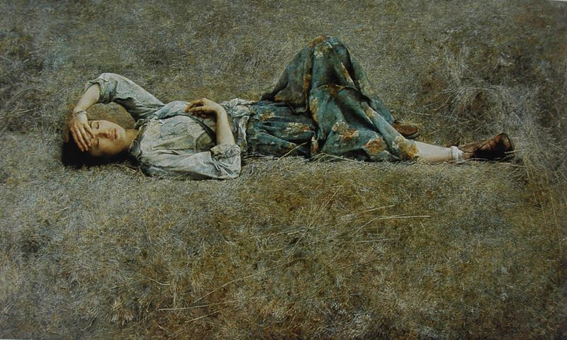 郭润文 《出生地》115x195cm-2004年 布面油画